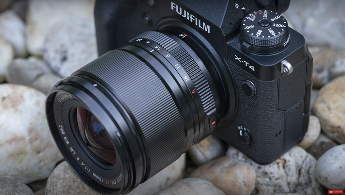 A Review of the Fujifilm XF 18mm f/1.4 R LM WR Lens