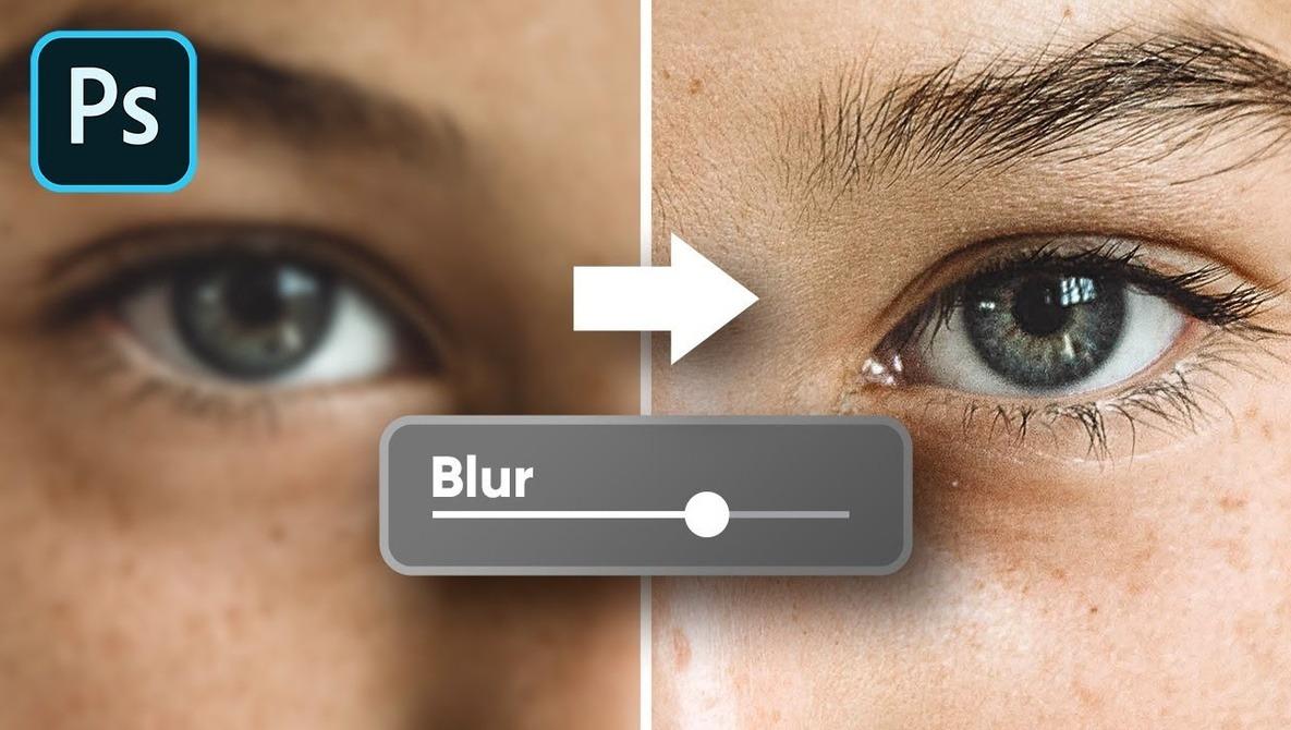 Increase Blur to Sharpen Better?