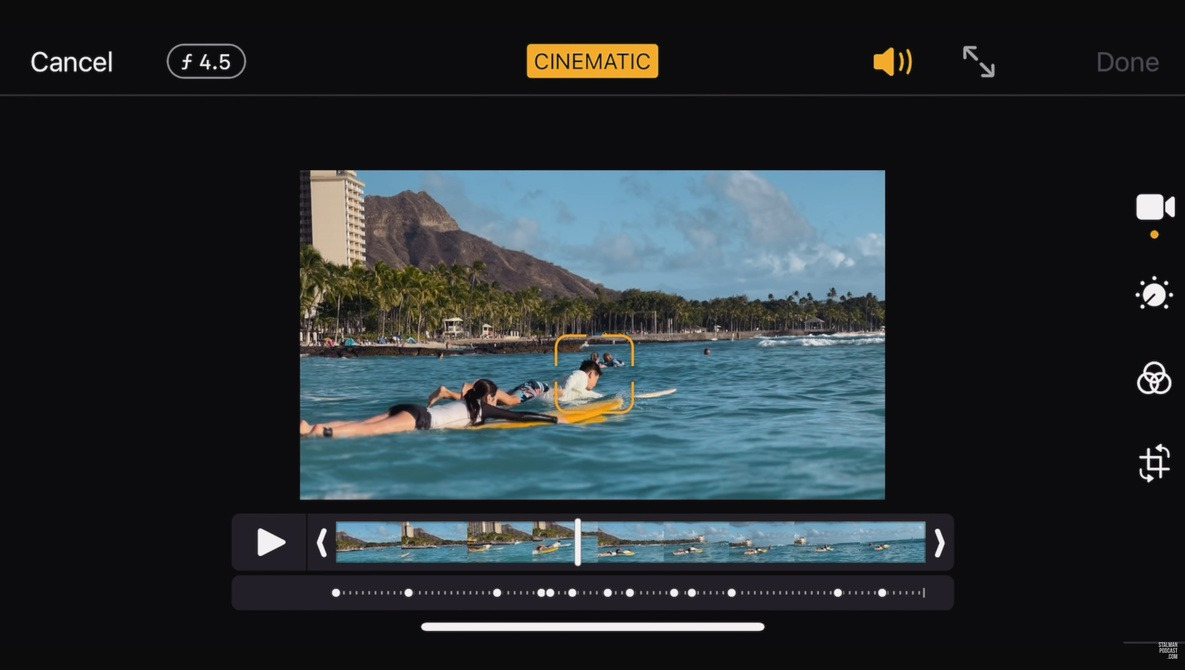 A Filmmaker's Review of the Apple iPhone 13 and Its Cinematic Mode