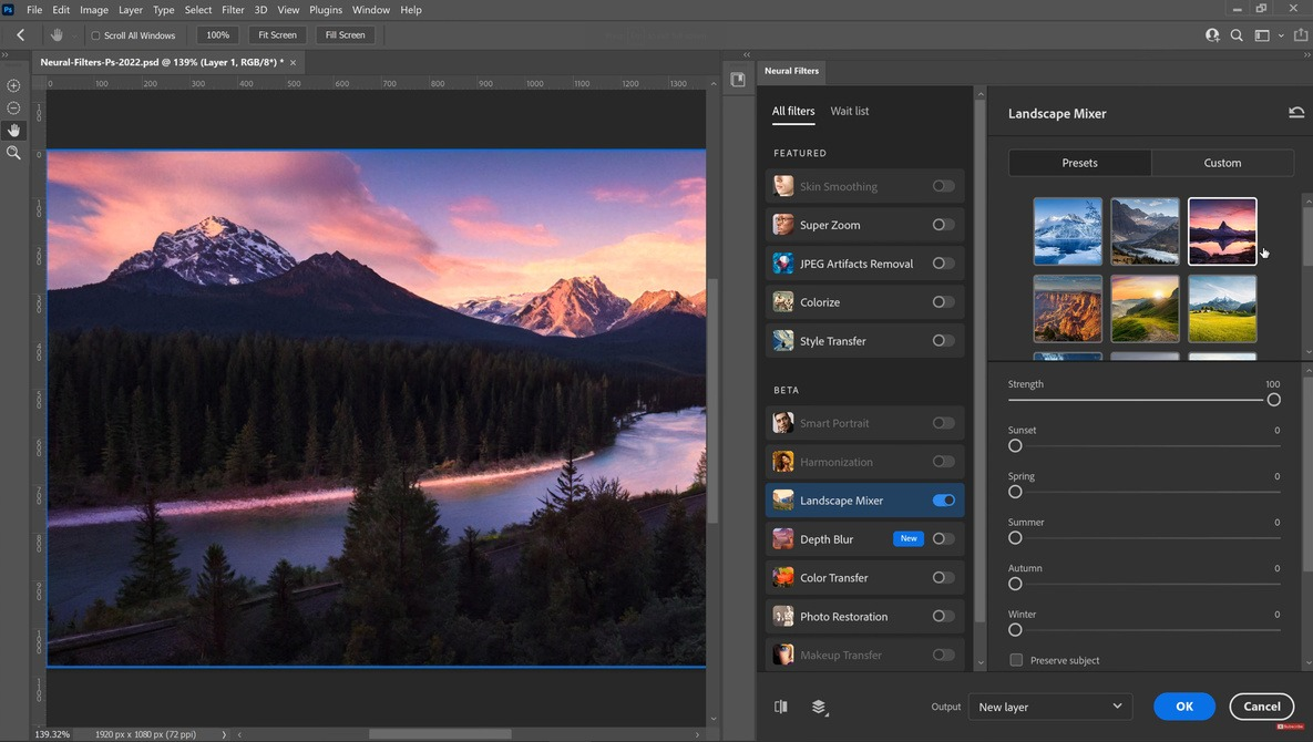 5 of the Best New Features in Adobe Photoshop 2022