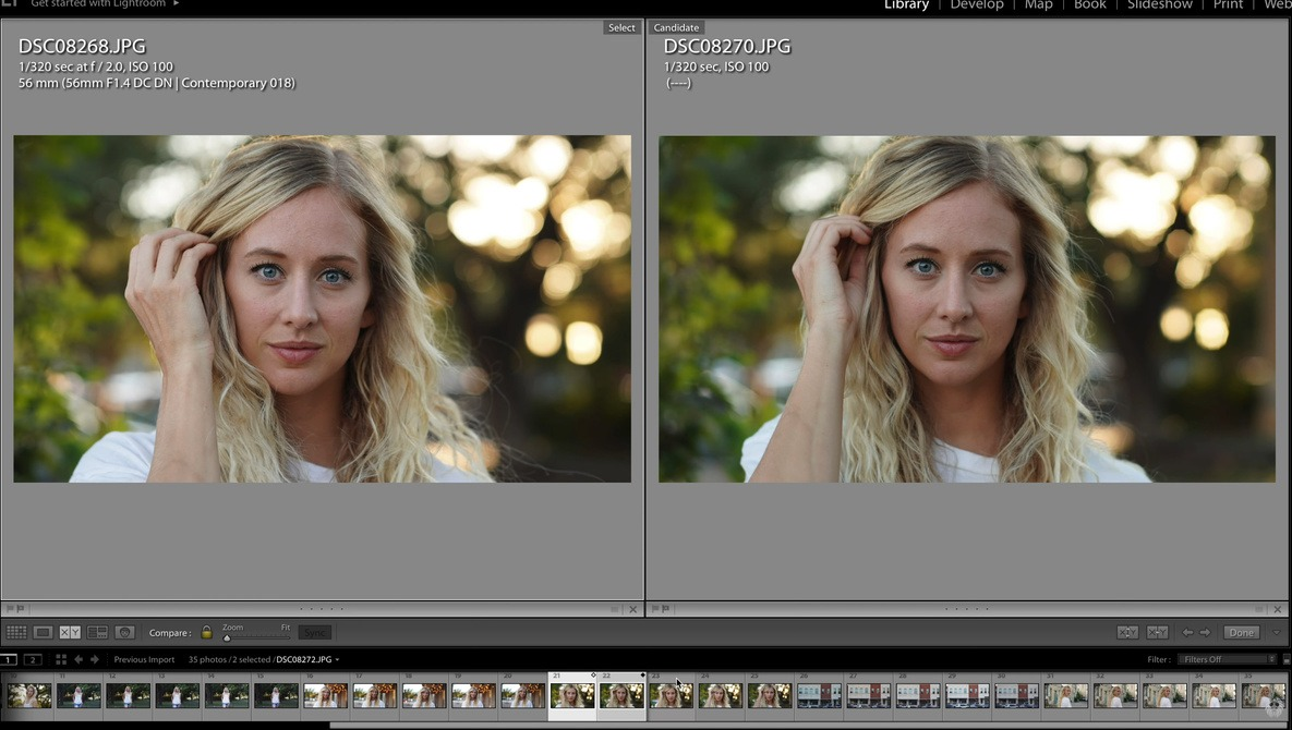 Comparing the Sigma 56mm f/1.4 to Four Fast Manual Prime Lenses
