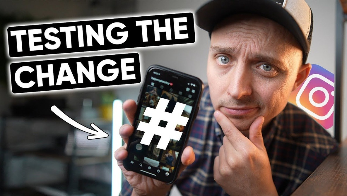 Testing Instagram's Huge New Hashtag Update