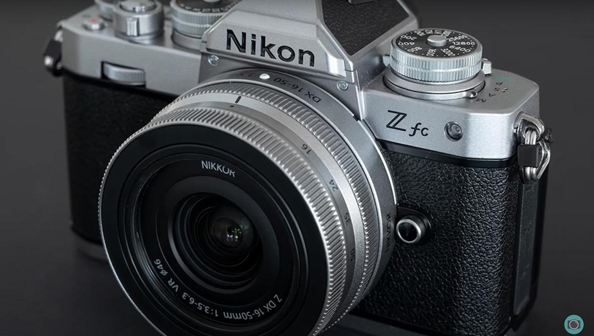A Look at the Nikon Z fc Mirrorless Camera