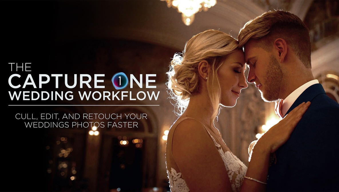 The Capture One Wedding Workflow: Cull, Edit, and Retouch Your Wedding Photos Faster with Quentin Decaillet