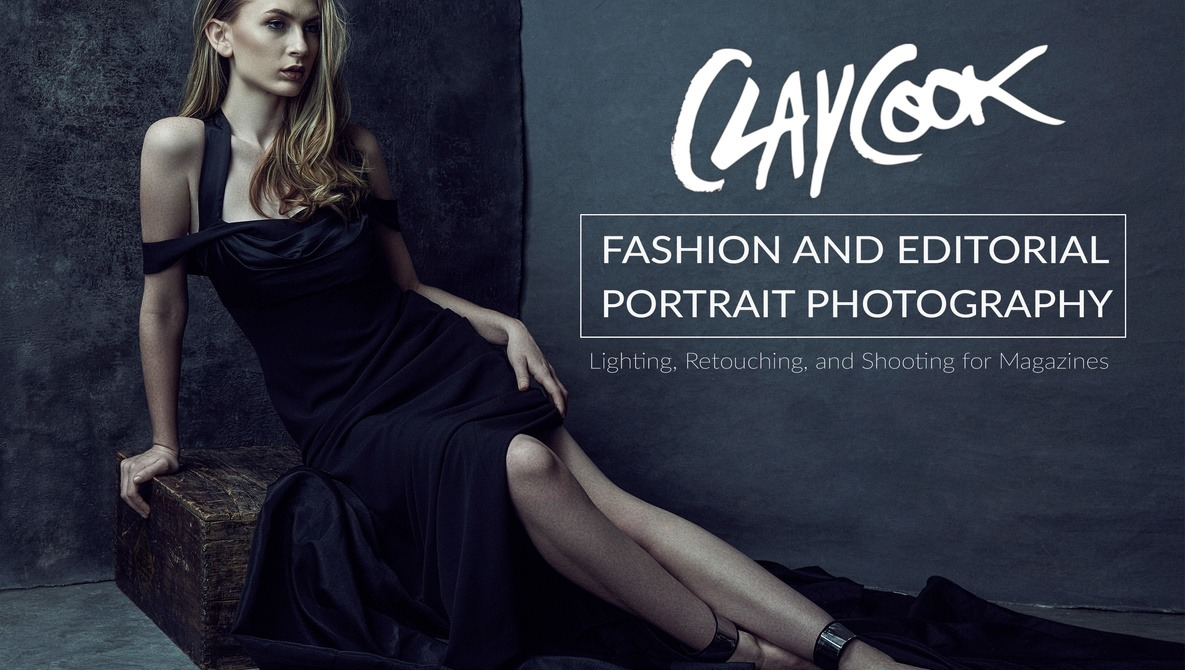 Fashion And Editorial Portrait Photography Lighting Retouching And Shooting For Magazines With Clay Cook Fstoppers Store