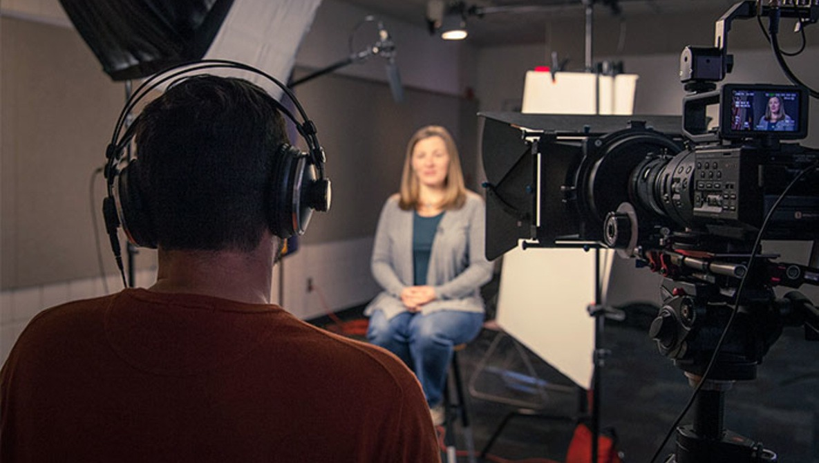 Tips for Shooting Professional Video Interviews with Mike Wilkinson