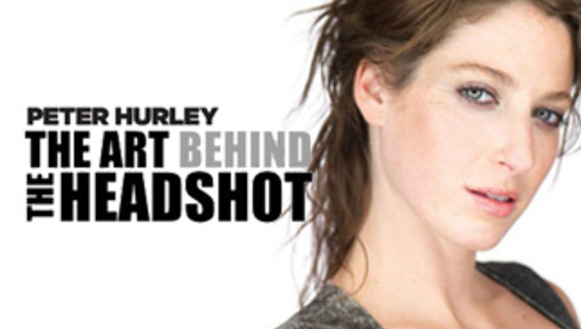 The Art Behind The Headshot with Peter Hurley | Fstoppers