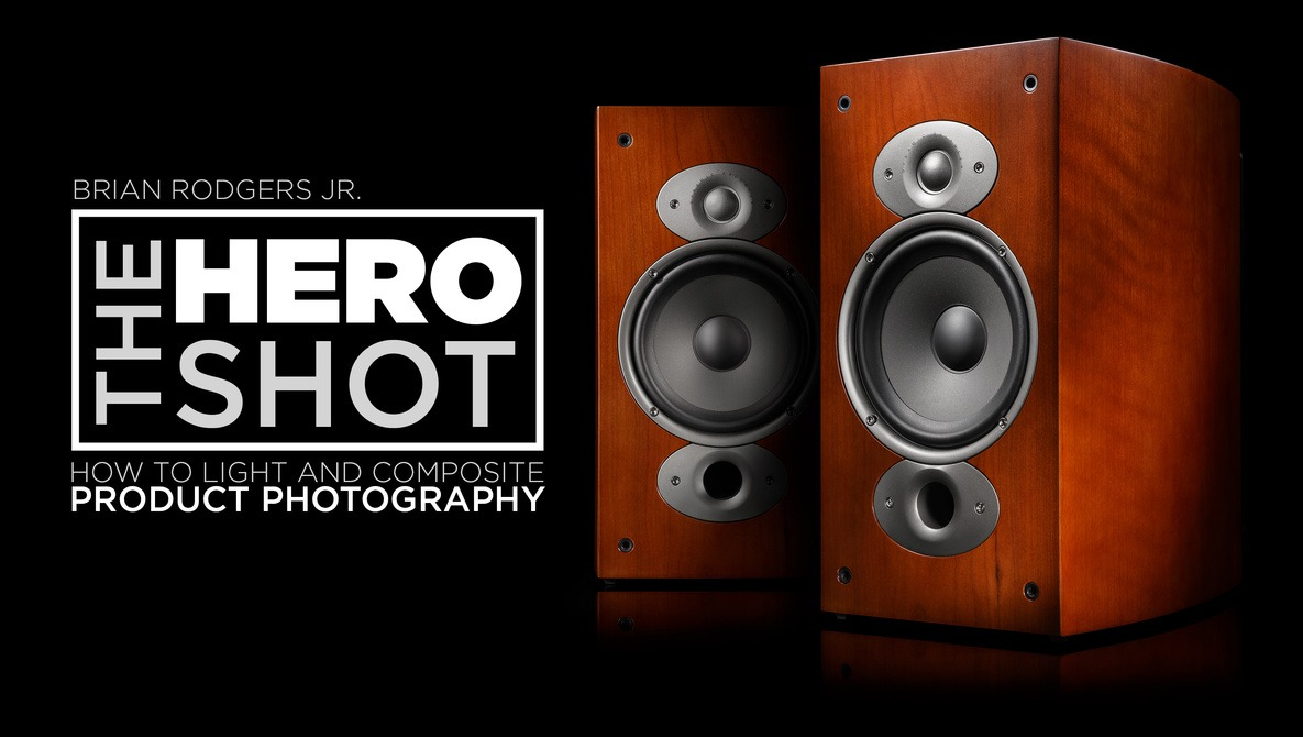 The Hero Shot: How To Light And Composite Product Photography with Brian Rodgers Jr.