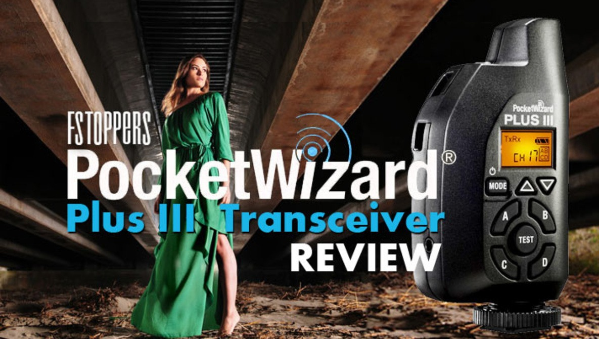 Fstoppers Reviews The New Pocket Wizard Plus III Radio Triggers