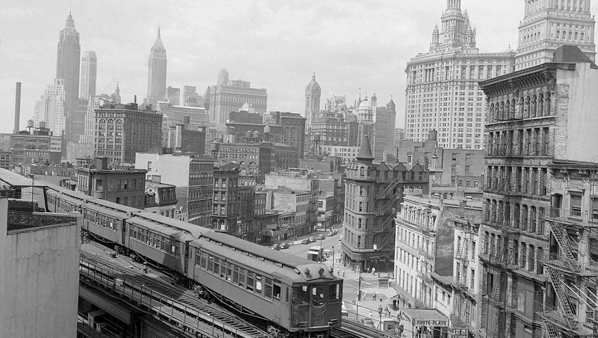 [Pics] Amazing Never-Seen-Before Photos Of New York City