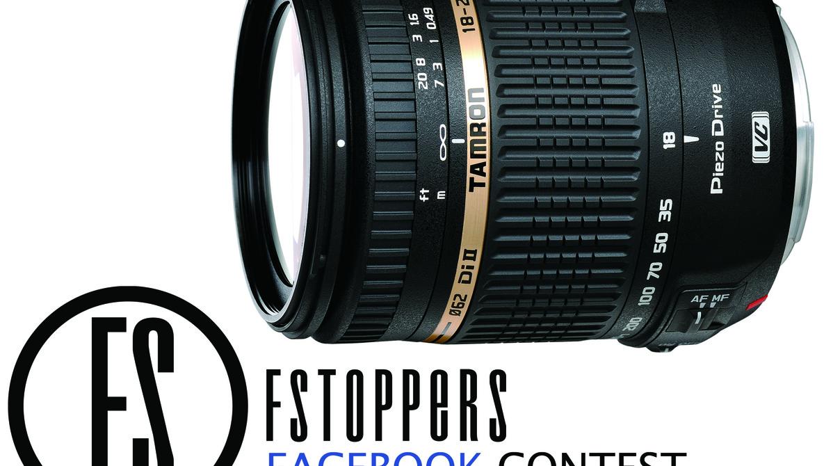 [Contest] Win a Tamron 18-270mm Di II VC Lens