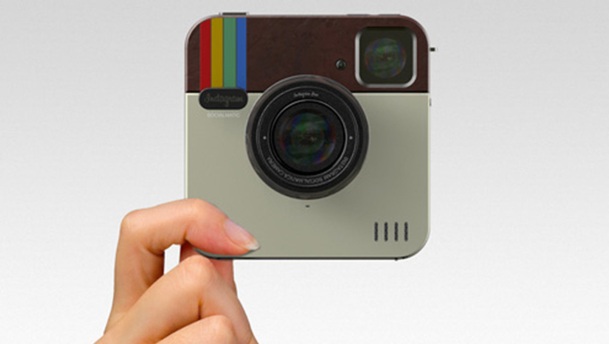 [Concept] What The Instagram App Icon Would Look Like If It Became A Working Camera