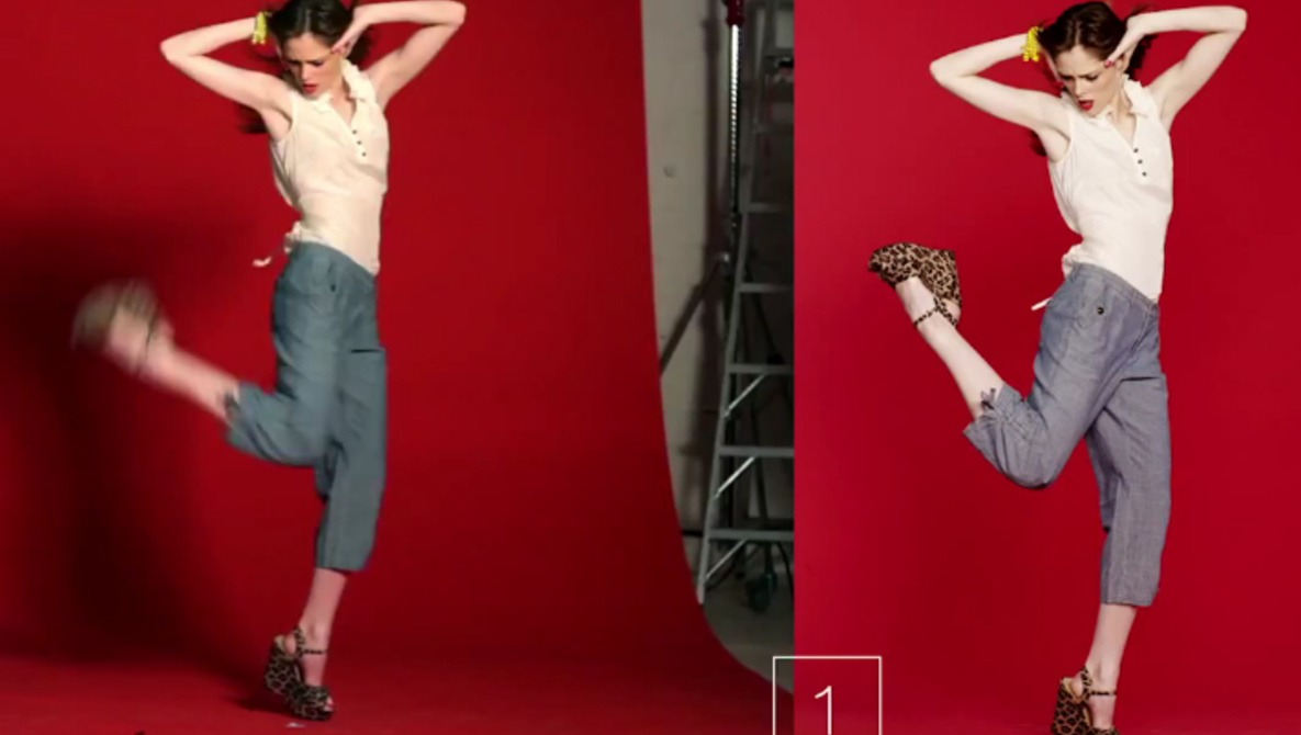 [Behind The Scenes Video] The Making Of A Cover Shot With Supermodel Coco Rocha