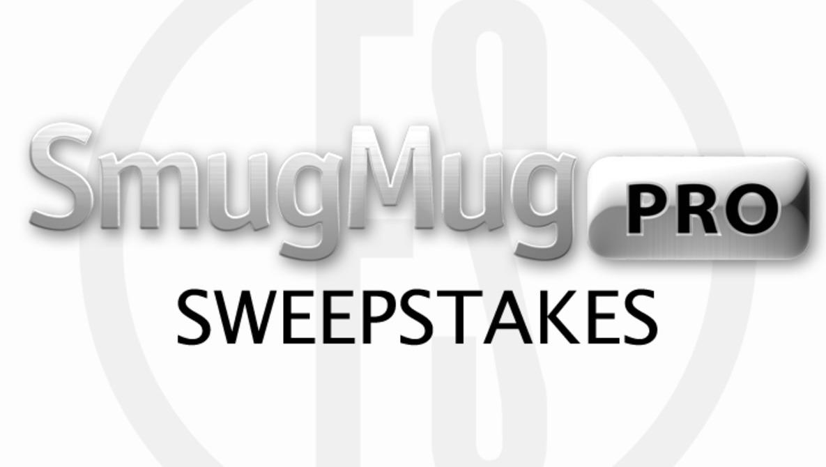 [Contest] Win a Year of SmugMug Pro + Site Customization