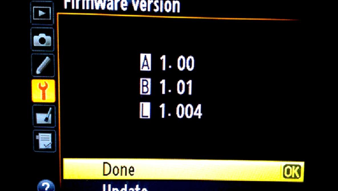 Nikon's D4 & D800 1.01 Firmware Update Fixes Lockup Issue