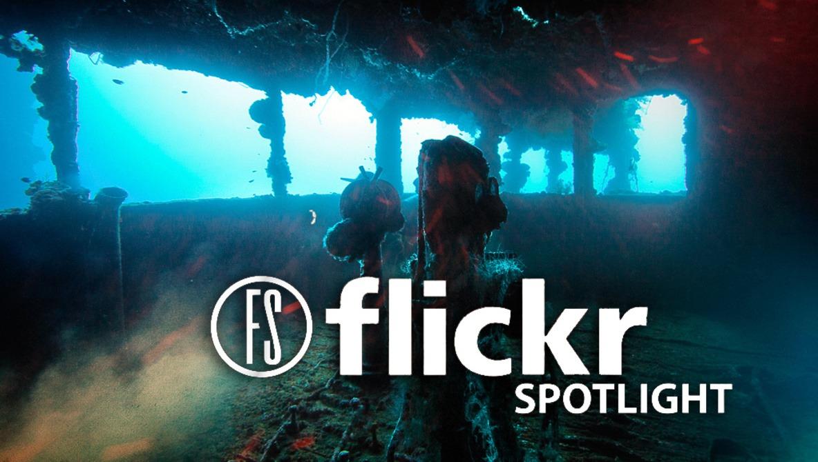 [Pics] Flickr Spotlight - Underwater Wrecks