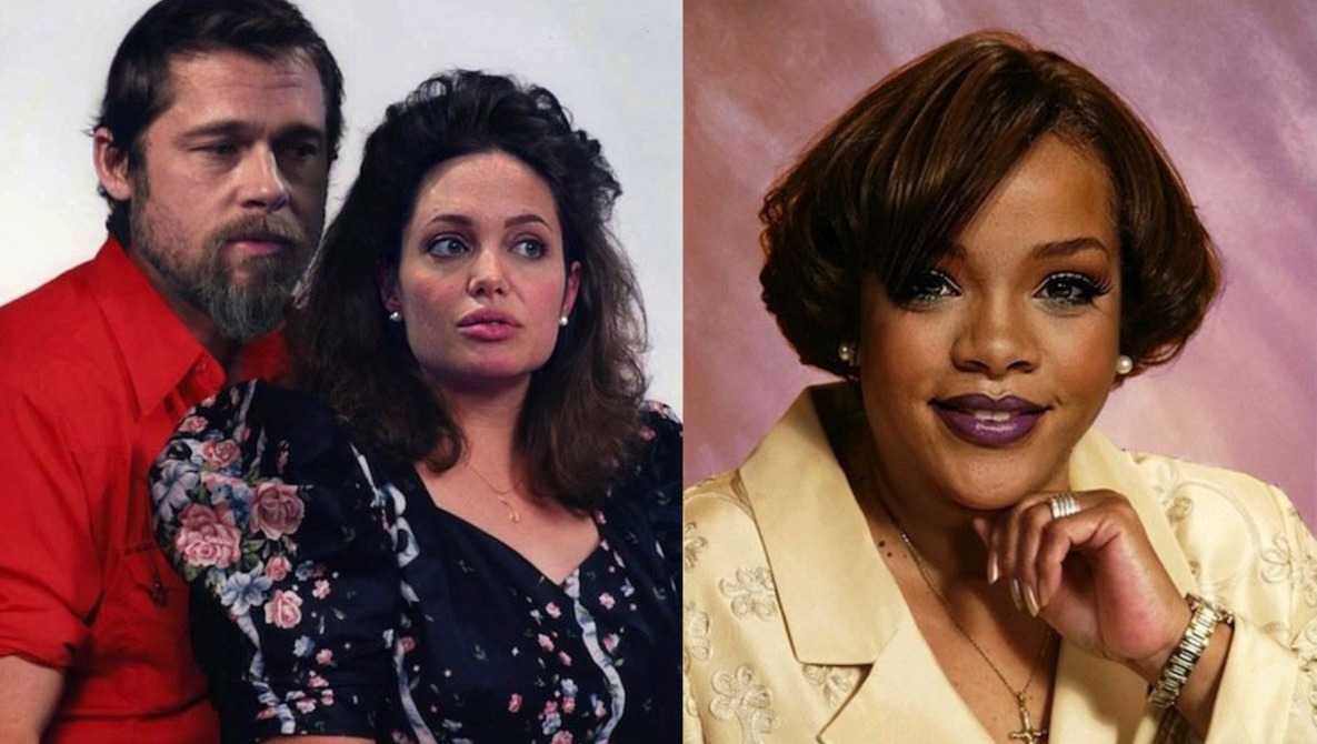 """The Anti-Airbrush: What Celebrities Might Look Like as """"Normal"""" People"""