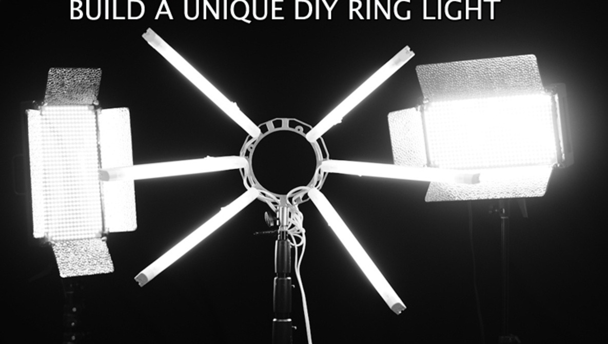 DIY Project: Build Your Own Unique Ring Light