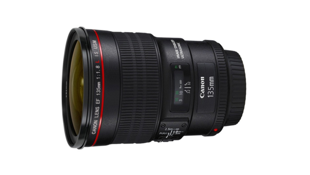 Real or Fake? Image of Canon 135mm f/1.8