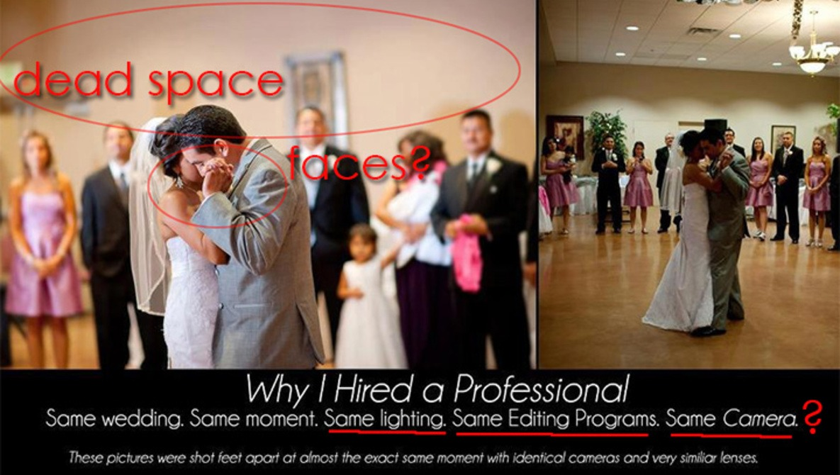 Hire A Photographer >> Why You Should Not Hire A Professional Wedding Photographer Fstoppers