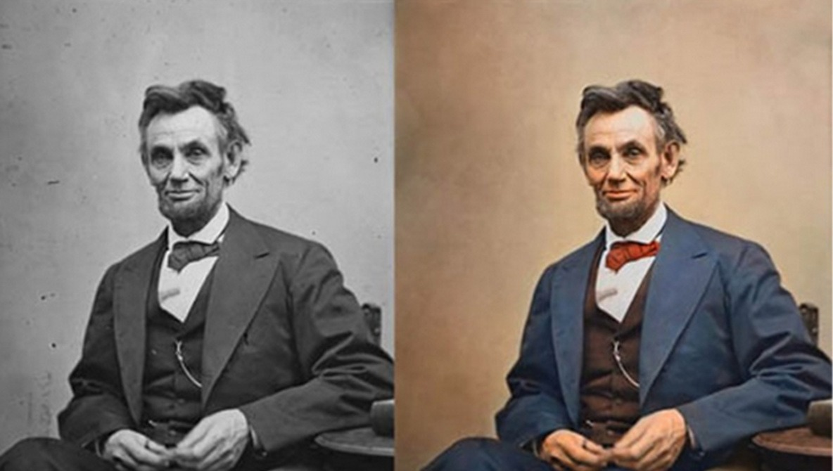 How Amazing Colorization Of Black And White Photos Are Done | Fstoppers