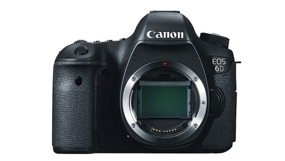 Canon Announces the Full Frame EOS 6D