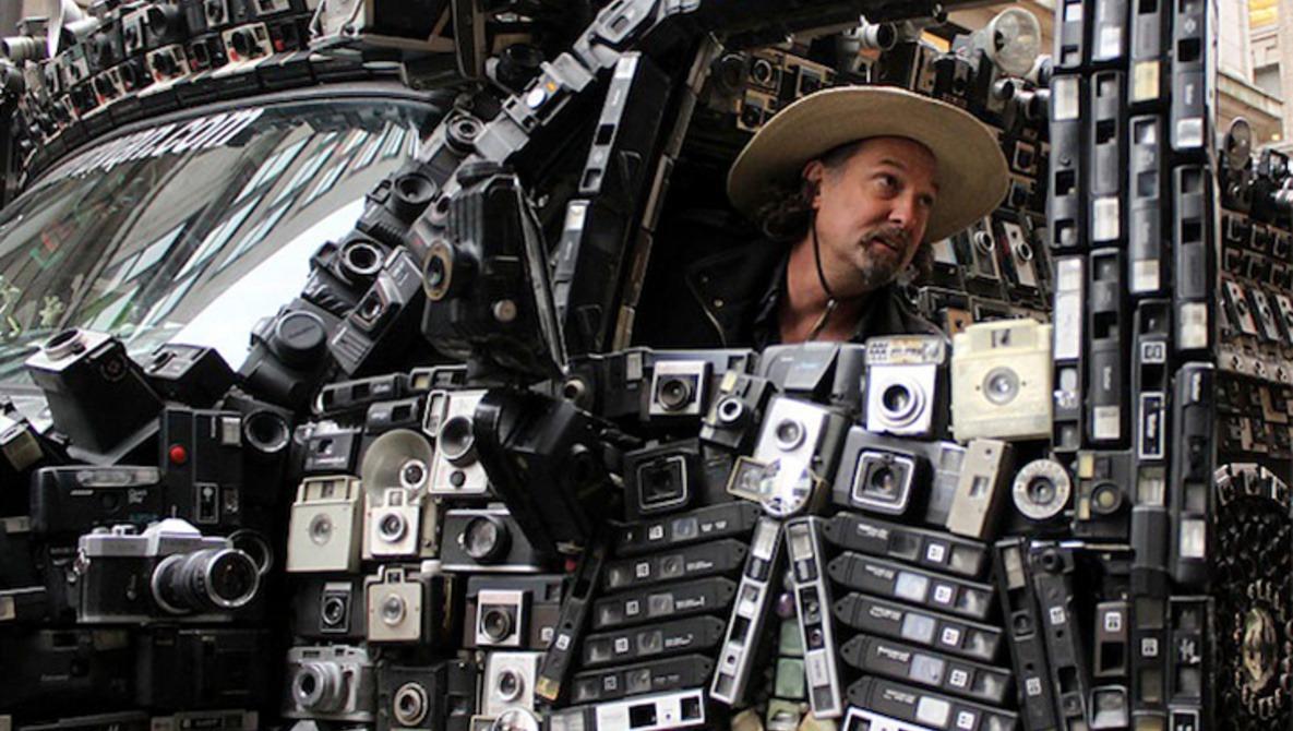 Camera Van: World's Most Unique Camera Studio
