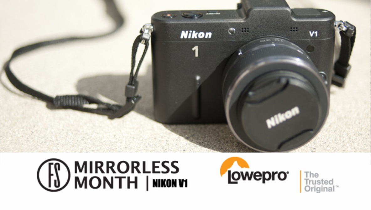 Nikon 1 V1 Mirrorless Camera Review