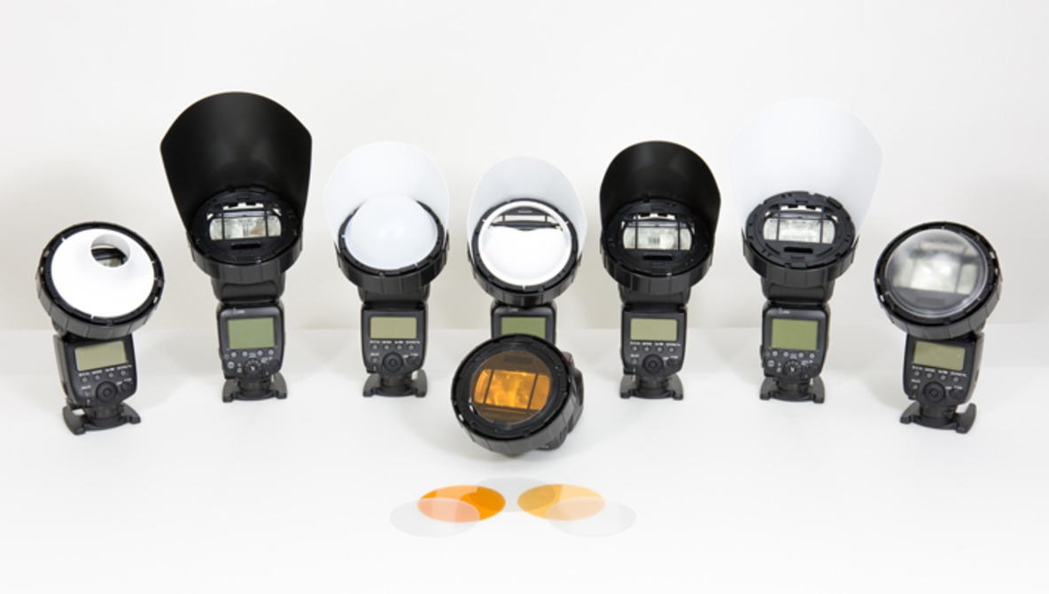SpinLight 360: A New Unique Speedlight Flash Modifier