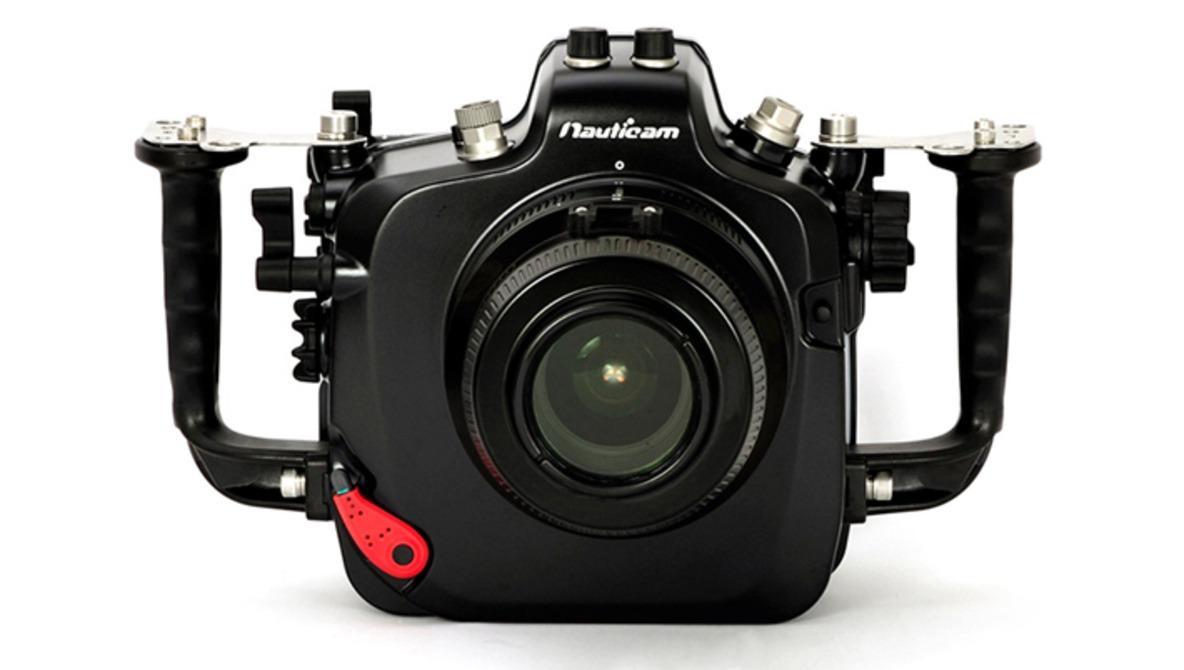 Nauticam Underwater Camera Housing For Canon EOS 1D X And 1D C Cameras