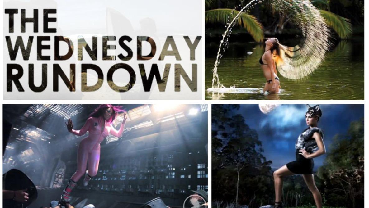 The Wednesday Rundown 1.9.13