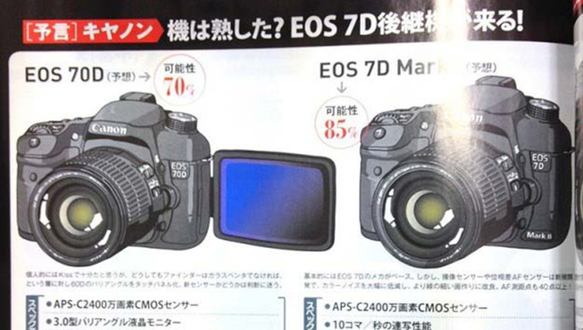 New Canon Camera Body Rumors for 2013 | Fstoppers