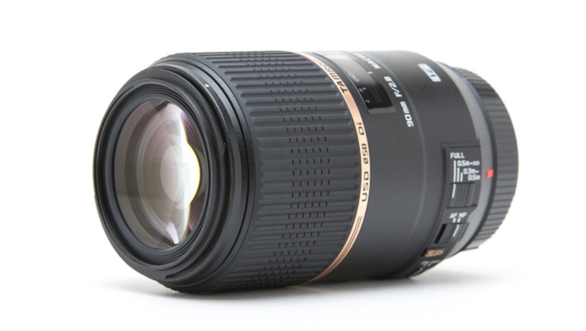 Fstoppers Reviews the Tamron 90mm f/2.8 VC Macro Lens