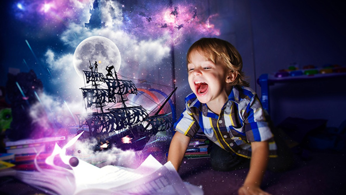 Richard Johnson's Imagination Series Will Stir Your Imagination