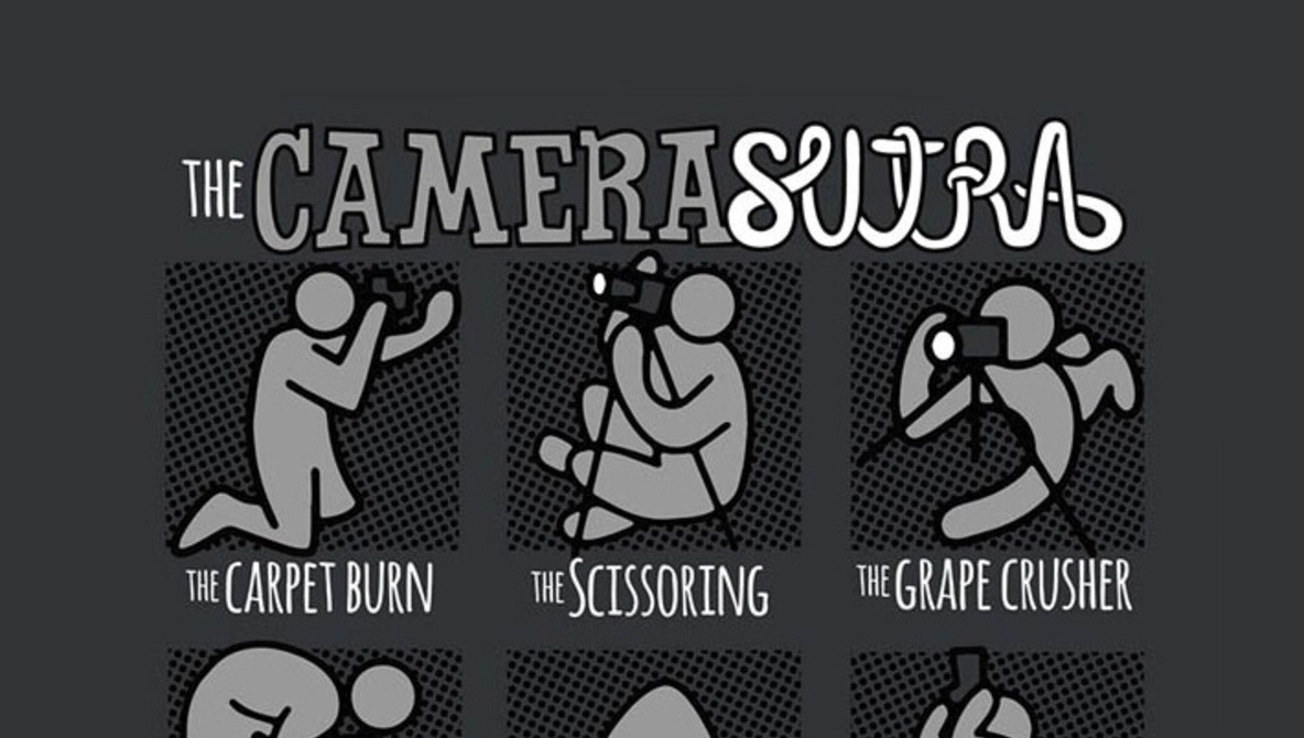 Camera Sutra T-Shirt in High Demand