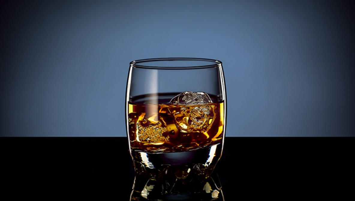 Making the Perfect Shot of Whiskey (Photo That Is)