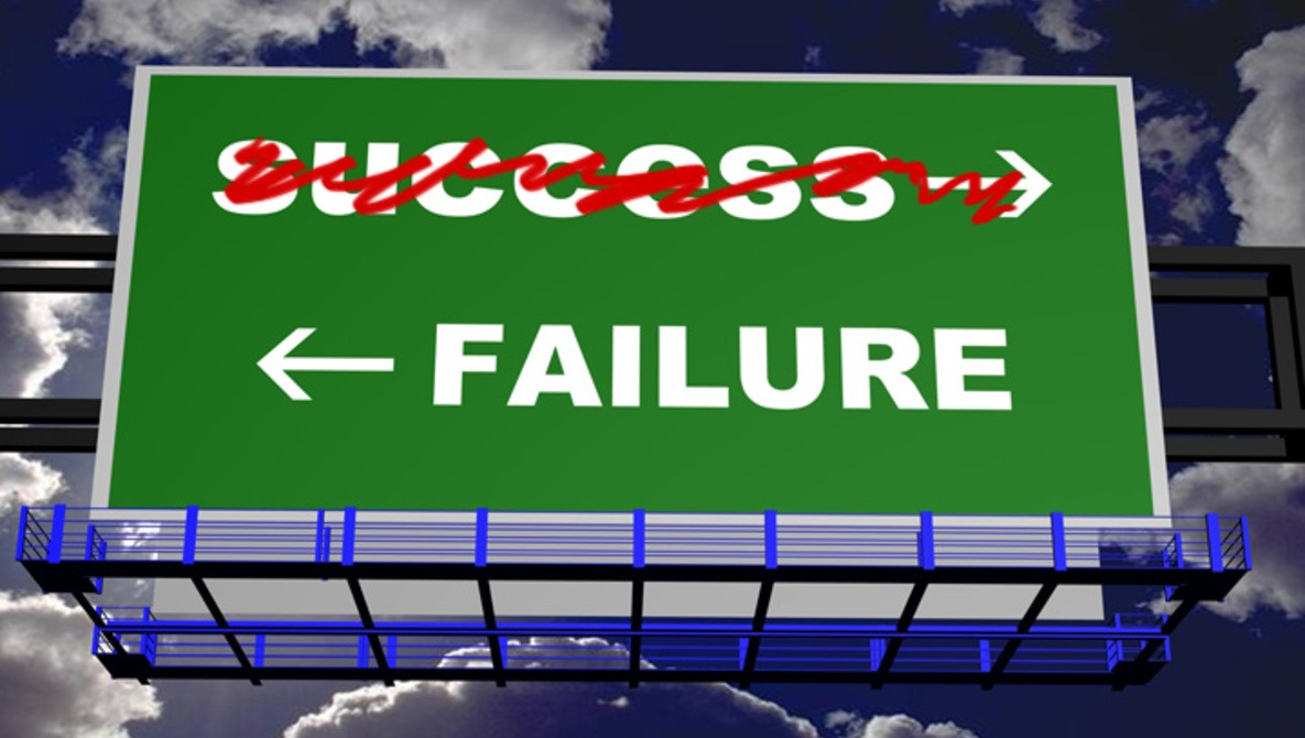 Five Ways To Never Become Successful