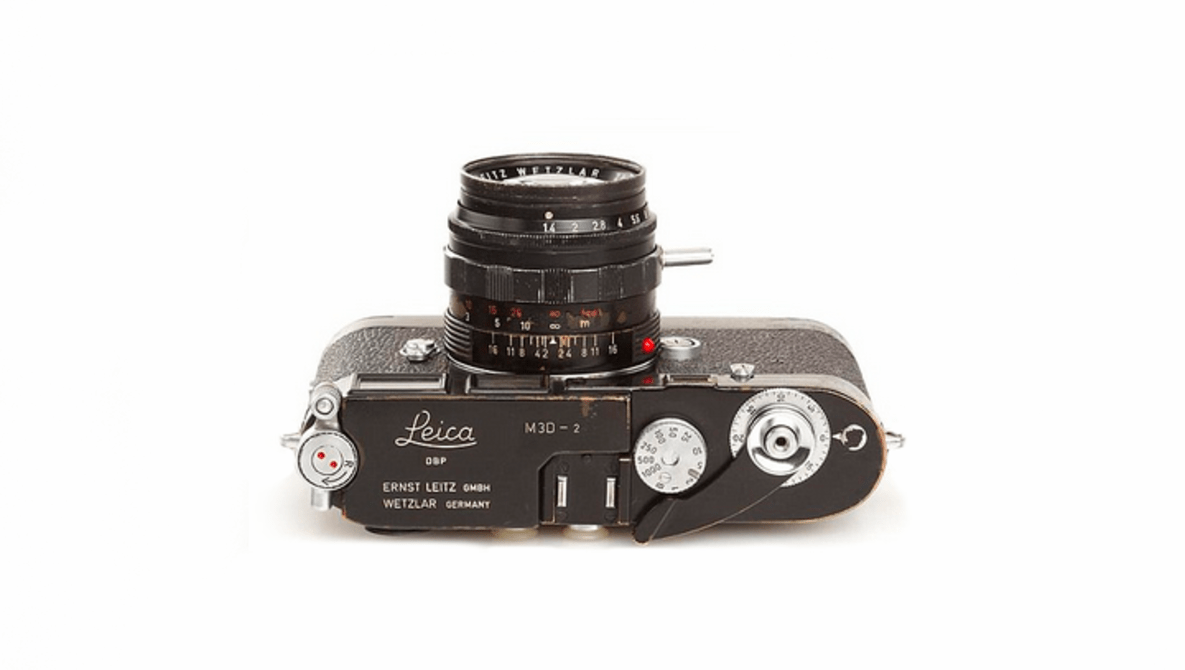 The $2 Million Dollar Camera - Your Leica Porn for the Day