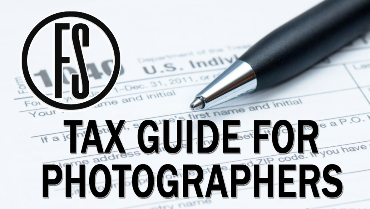 Tax Guide For Photographers