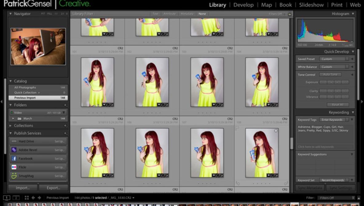 The Art of Lightroom Catalog Management