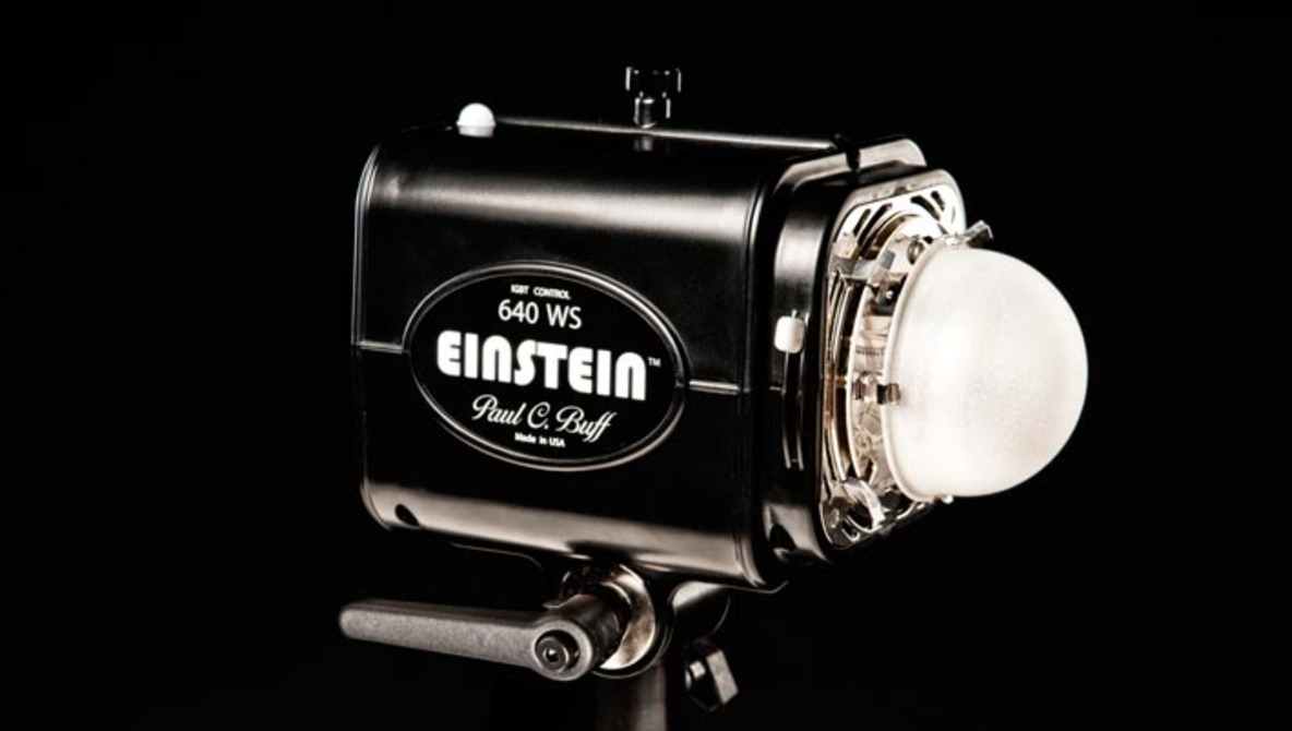 Einstein 640 & PLM System Review From Paul C. Buff