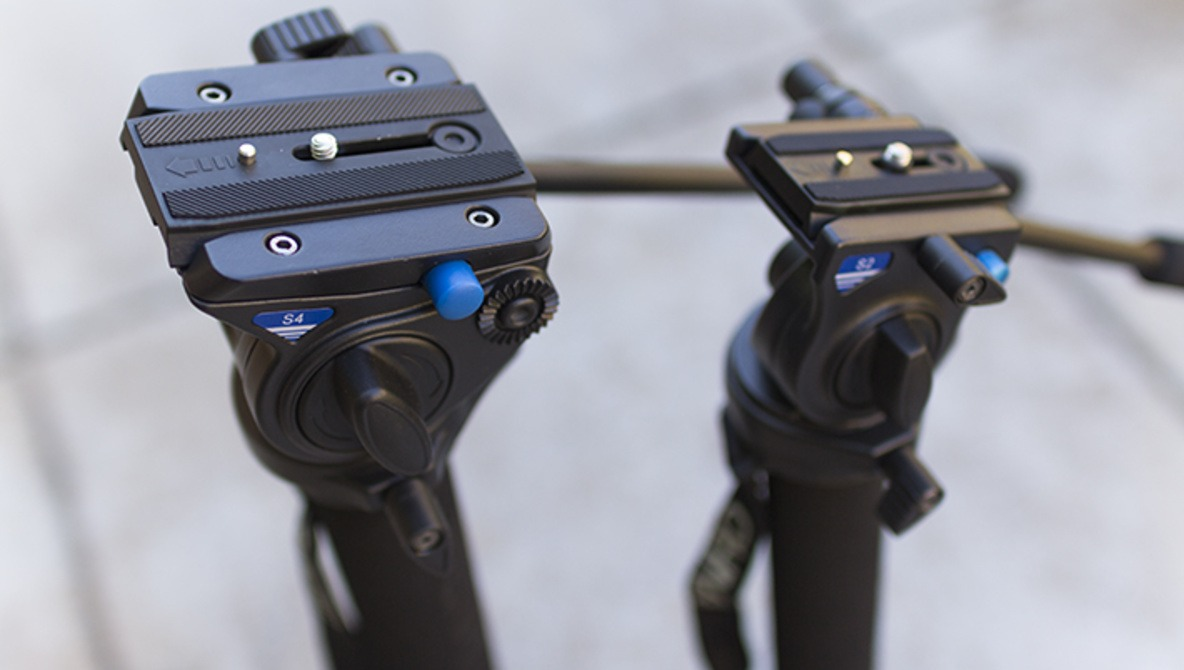 Fstoppers Reviews the Benro S2 and S4 Video Monopods