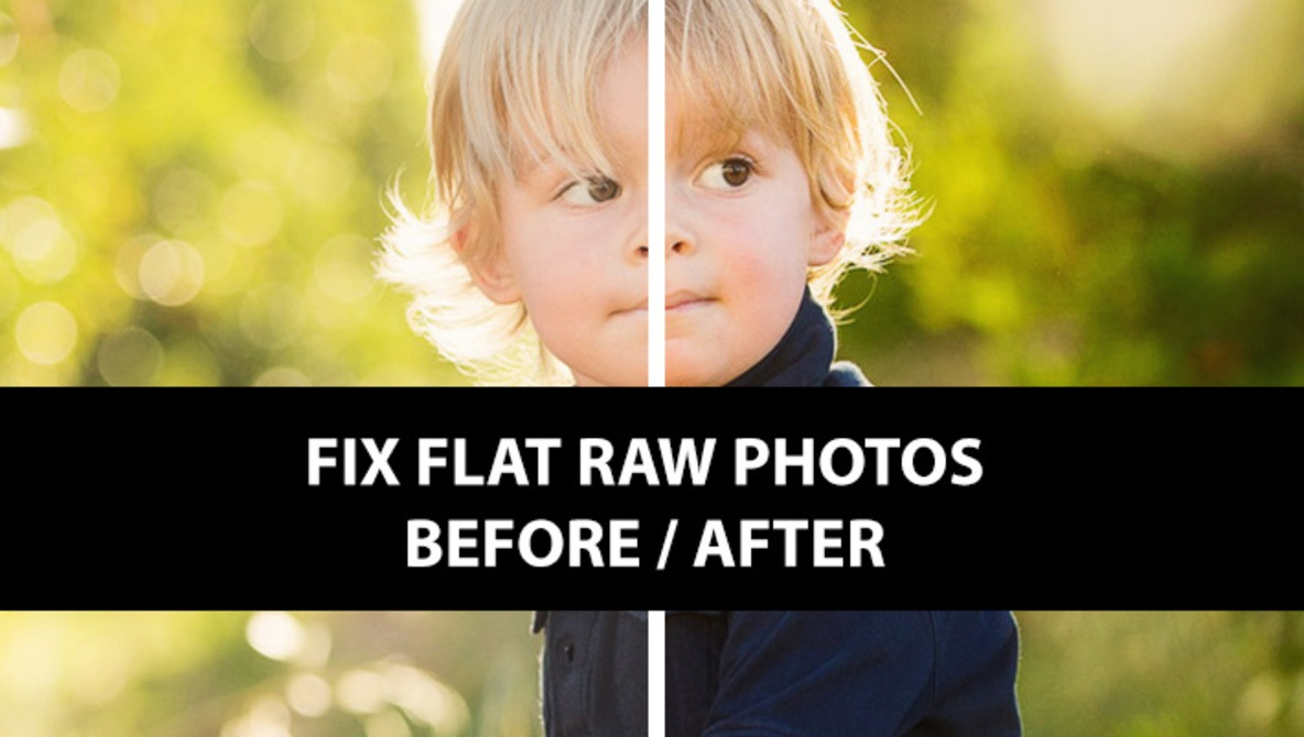 Quick Fix To Making Your RAW Photos Look Better | Fstoppers