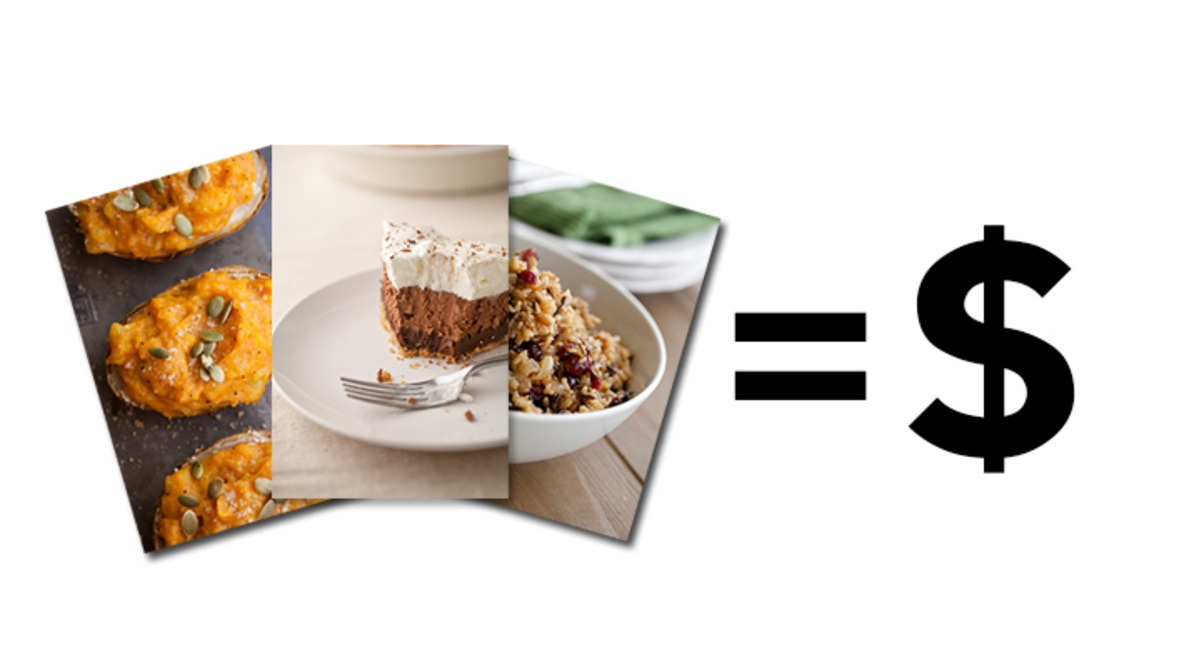 How to Sell Your Food Photography