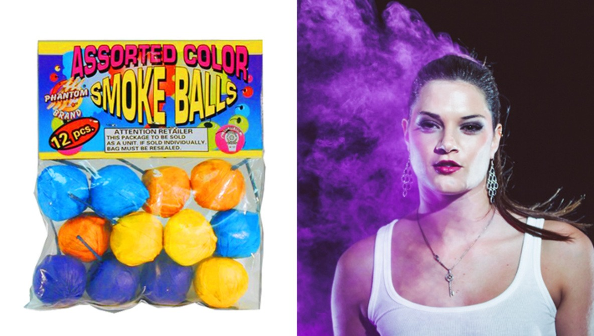 Use Colored Smoke Bombs to Accent Your Photos | Fstoppers