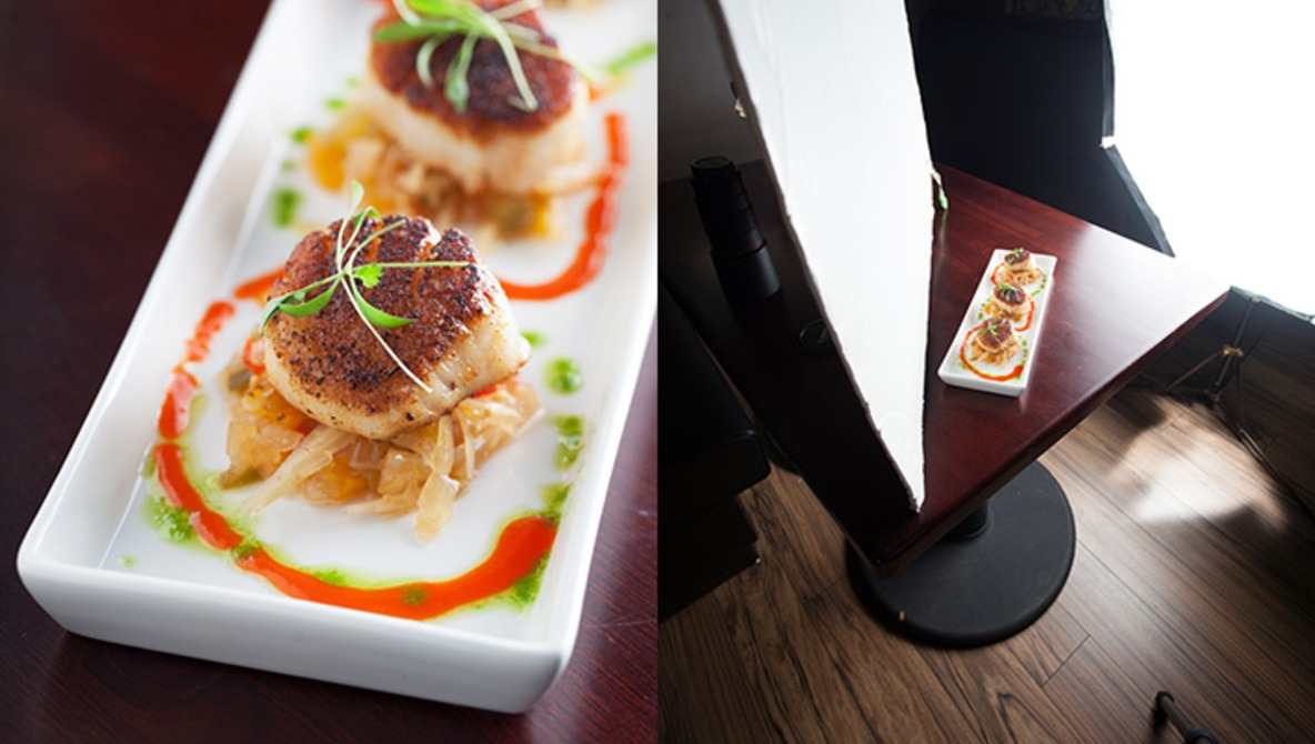 An Introduction To Restaurant Food Photography