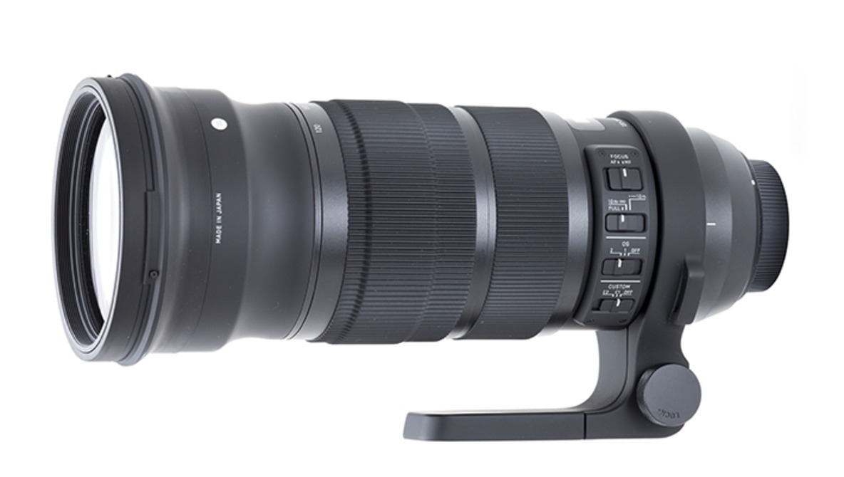 Review You Should Want Sigmas 120 300mm F 28 Sport Lens Fstoppers Sigma Af 70 200mm Apo Ex Dg Os Hsm
