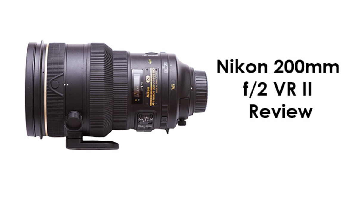 The Nikon 200mm f/2 VR II: The World's Best Portrait Lens