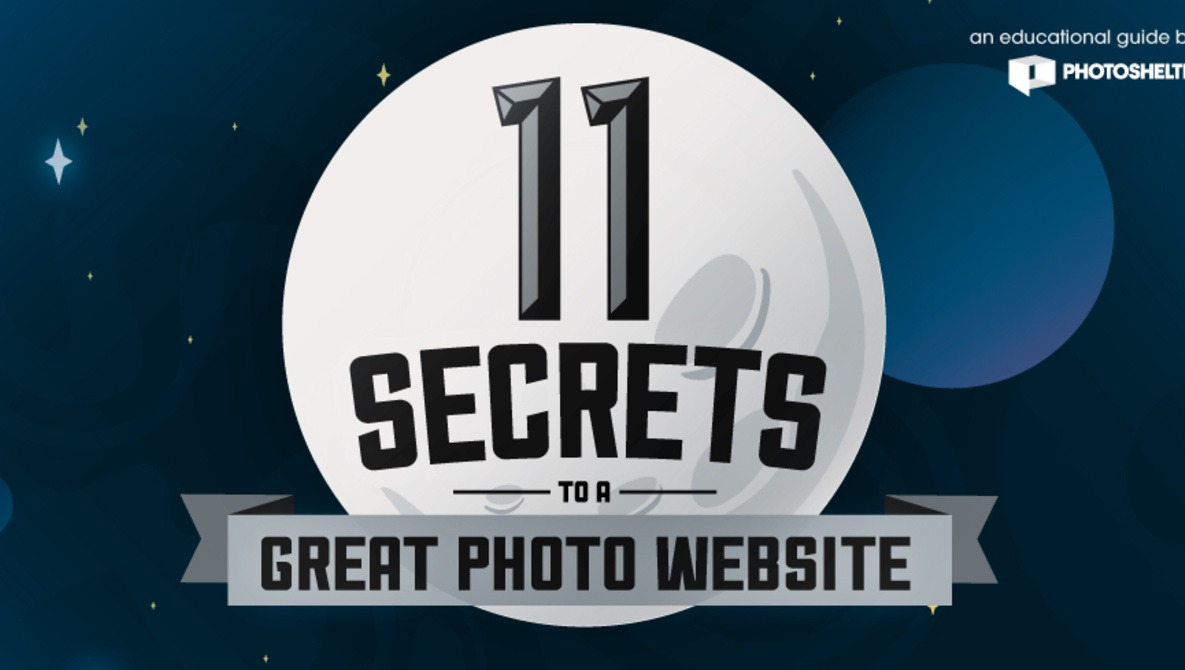 11 Secrets To A Great Photo Website From Photoshelter