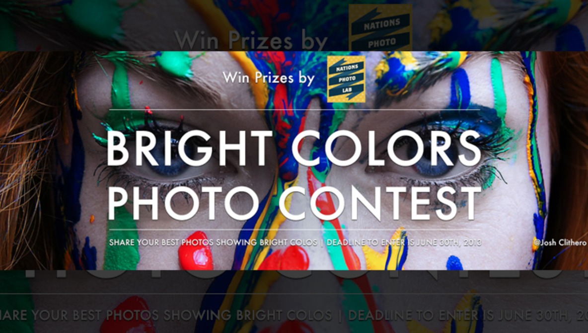Ending Soon Win 100 Worth Of Printing In Our Colorful Photo